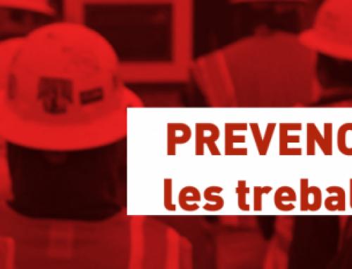 28 de abril: por la PREVENCIÓN y la SALUD de todas las trabajadoras y los trabajadores