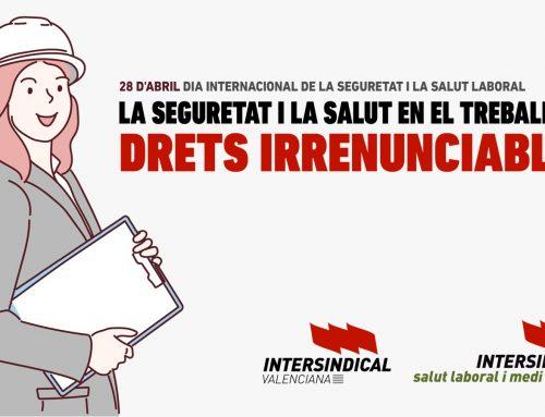 28 de abril Día Internacional de la Seguridad y Salud en el Trabajo